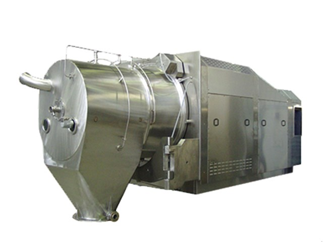 Inverting filtercentrifuge, Model HT/GMP